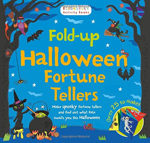 Fold-up Halloween Fortune Tellers (Bloomsbury Activity Books)