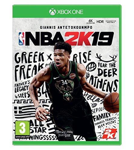 NBA 2K19 Standard Edition [Xbox One] [AT-PEGI]