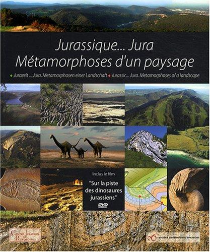 Jurassique. Jura : Métamorphoses d'un paysage (1DVD)