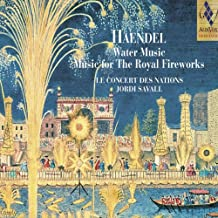 Haendel: Water Music & Music for the Royal Fireworks
