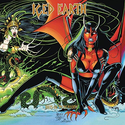 Iced Earth: Days of Purgatory (Re-Issue 2016) [Vinyl 3LP + Lyric Sheet + Poster im Klappcover] (Vinyl)