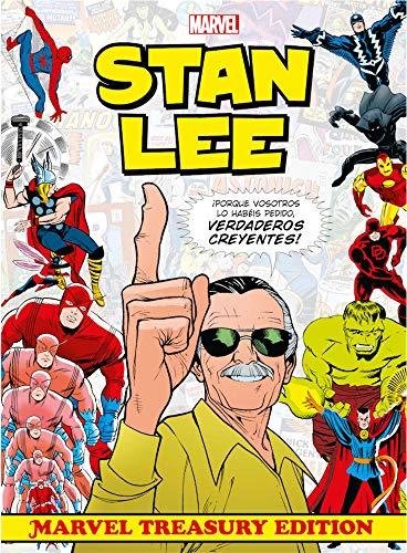 Stan Lee: Marvel Treasure