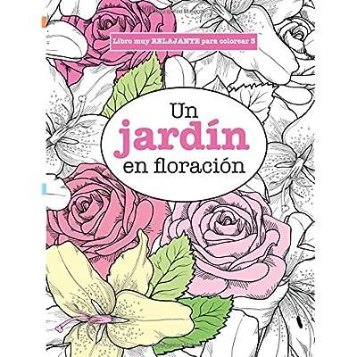 Merrion Ankur: Libros Para Colorear Adultos 3: Un Jardin En ...