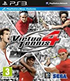Virtua Tennis 4 (Sony PS3) [Import UK]