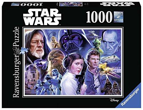 Ravensburger- Puzzles 1000 Piezas, Star Wars (19763)
