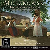 From Foreign Lands-Rediscovered Orchestral Works