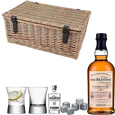 Balvenie Caribbean Cask Malt Whisky Hamper Gift