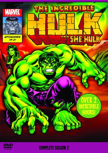 The Incredible Hulk 1996 Complete Season 2 [dvd] Picture