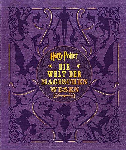 Buchseite und Rezensionen zu 'Harry Potter: Die Welt der magischen Wesen (Kreaturen und Pflanzen der Harry-Potter-Filme)' von Jody Revenson