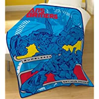 Transformers 3 Dark of the Moon Kids Fleece Blanket Disney / Tv Character Large Blanket - Linenstowels2011