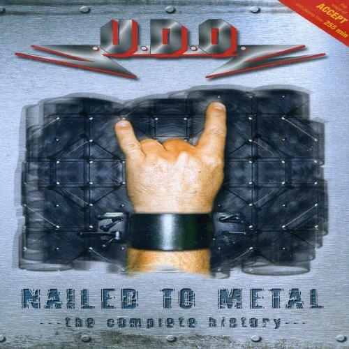 U.d.o. - Nailed To Metal - Dvd