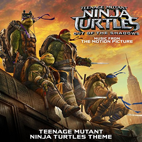 Image of Teenage Mutant Ninja Turtles Theme