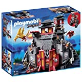 Playmobil 5479 Dragons Great Asian Dragon Castle - Multi-Coloured