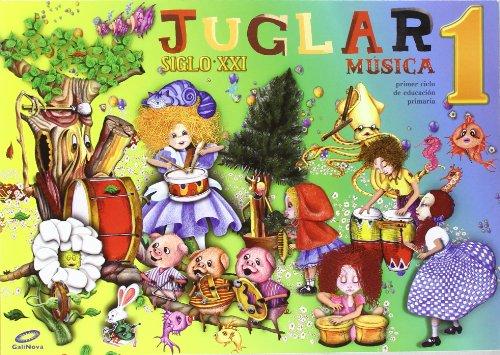 Proyecto Juglar Siglo XXI. Música 1. EP 1 por Vv.Aa.