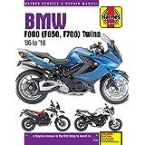 HAYNES 4872 BMW F800 (F650) JUMEAUX 06-10 MANUEL neuf
