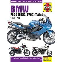 BMW F800 (F650, F700) Twins: 06 to 16 (Haynes