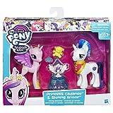 My Little Pony Princess Cadance, Shining Armor Doll and Royal baby Flurry