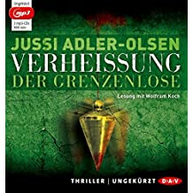 Verheißung. Der Grenzenlose: Der sechste Fall für Carl Mørck. Ungekürzte Lesung mit Wolfram Koch (2 mp3-CDs)