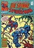 Die Spinne Comic-Taschenbuch 63, mit Venom. Der große MARVEL-Superheld SPIDER-MAN, Condor Marvel Comics.