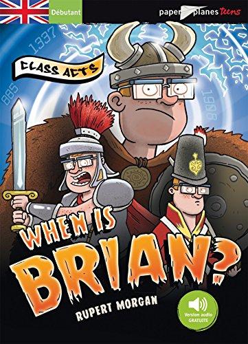 When is Brian ? - Livre + mp3 par Rupert Morgan