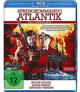 Sprengkommando Atlantik [Blu-ray]