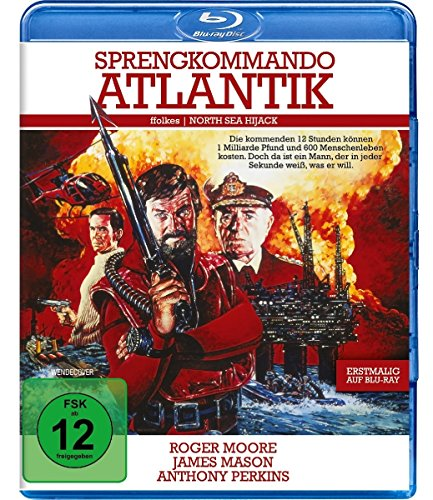 Bild von Sprengkommando Atlantik [Blu-ray]