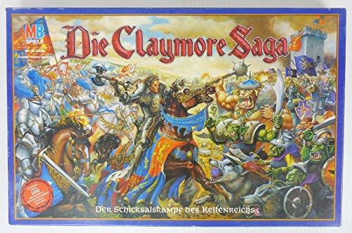 MB Spiele Die Claymore Saga
