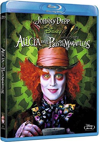Alicia en el país de la maravillas [Blu-ray] 61wep07TSML