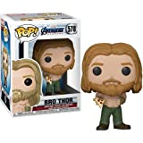 Funko Pop! Marvel: Endgame Thor with Pizza, Action Figure - 45142
