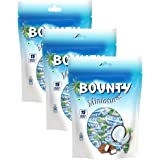 Bounty Miniatures Coconut Filled Chocolates - 150g (Pack of 3)