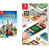 51 Worldwide Games + Sports Party (Code in Box) (Nintendo Switch)