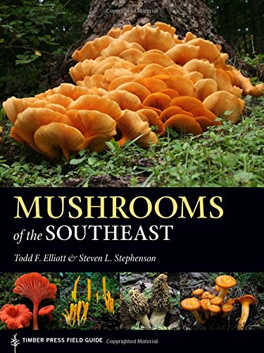 Mushrooms of the Southeast (Timber Press Field Guides)