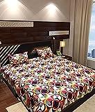 AAZEEM Cotton Bedsheet