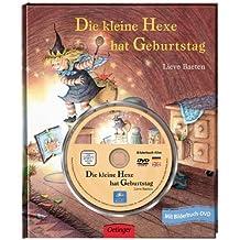 Die Kleine Hexe hat Geburtstag Bilderbuch mit DVD