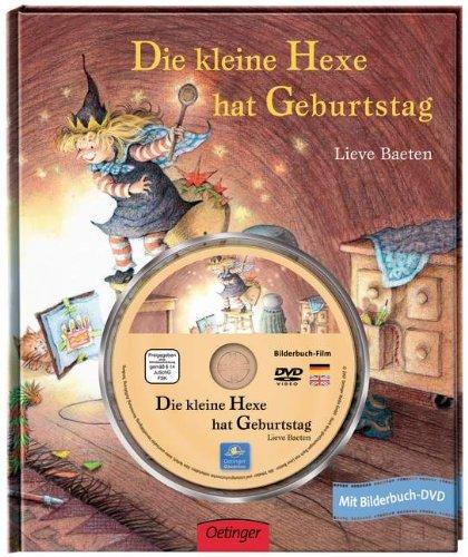 Die Kleine Hexe hat Geburtstag  Bilderbuch mit (Geburtstag Katze Hat)