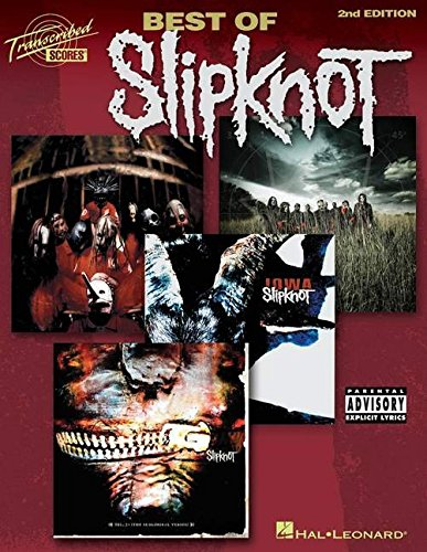 Best of slipknot - 2nd édition guitare (Transcribed Scores)