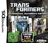 Transformers: Ultimative Autobots Edition - [Nintendo DS]