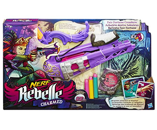 Rebelle CharmedProduktverpackung  Fair Fortune Crossbow
