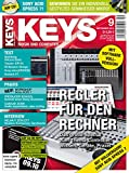 Keys 9 2010 mit DVD - Regler für den Rechner: Controller - Sony Acid Express 7 Vollversion auf CD - Personal Samples - Free Loops - Audiobeispiele