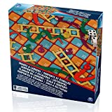 Spinmaster 6033190 Value Snakes and Ladders Game