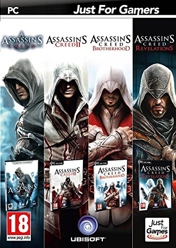 Quadruple Pack: Assassin's Creed [Importación Francesa]