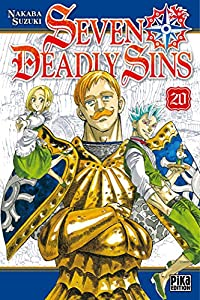 "Afficher ""Seven deadly sins n° 20"""