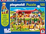 Playmobil Schmidt On The Farm - Puzzle y Figura Infantil (60 Piezas)
