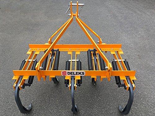 Usato, Estirpatore - Ripper per trattori bassa potenza tipo usato  Spedito ovunque in Italia