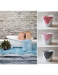 Wrap couverture ou posing nouveaux nés en tricot, couleur au choix