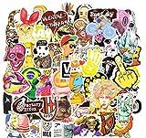 DZCYAN 100 pz Cartoon Sticker Punk colorato Animali Gioco Impermeabile Adesivi...