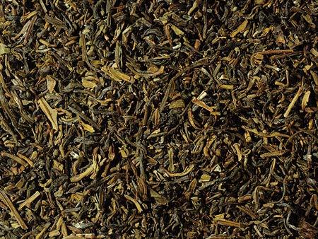 1kg - grüner Tee - Makaibari - second flush - FTGFOP1 - Indien - Darjeeling - Grüntee - 1l Flush