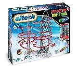 Eitech 00600 - Metallbaukasten - Kugelbahn Set Run n Roll, 1400-teilig
