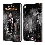 Officiel WWE Image LED Elias Samson Étui Coque De Livre En Cuir Pour Apple iPad 9.7 (2017)
