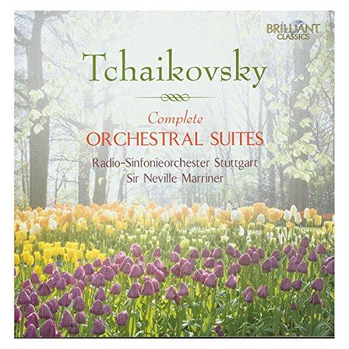 Tchaikovsky: Sämtliche Orchestersuiten